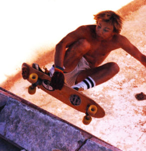 Mitch York Tidy Bowl 1978. (photo by Todd Huff)