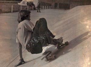 Mitch York 1976.